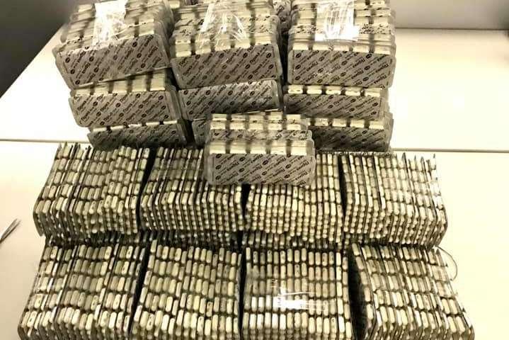 165760 пігулок препарату вилучено — Іноземець намагався вивезти з України до Туреччини медпрепарати Pfizer