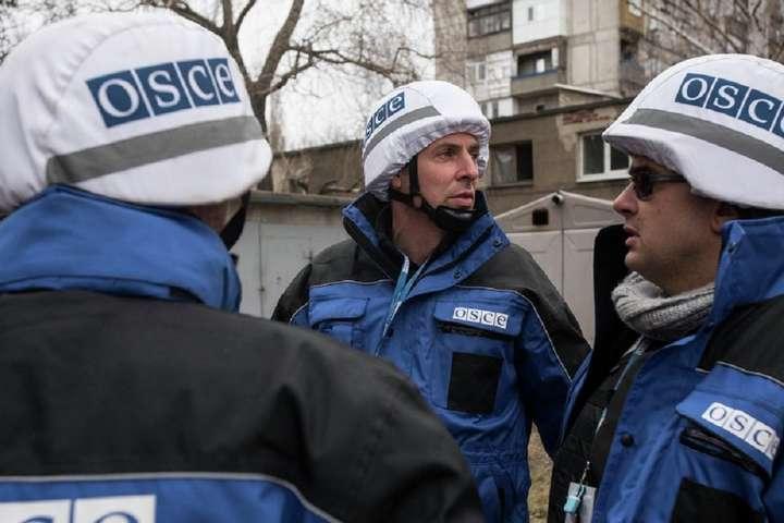 Місія ОБСЄ за добу нарахувала понад 70 порушень «тиші» на Донбасі - Місія ОБСЄ за добу нарахувала понад 70 порушень «тиші» на Донбасі