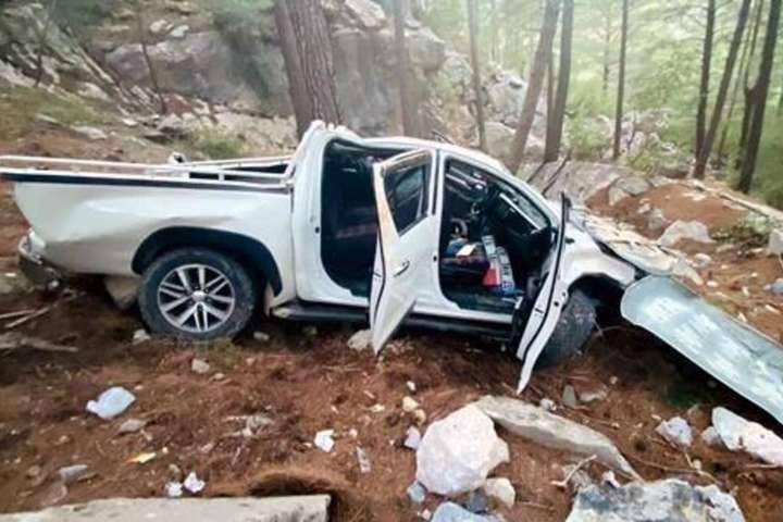 Постраждалі громадянки України перебувають у важкому стані — Авто з туристами впало в прірву в Туреччині: травмовано двох українок