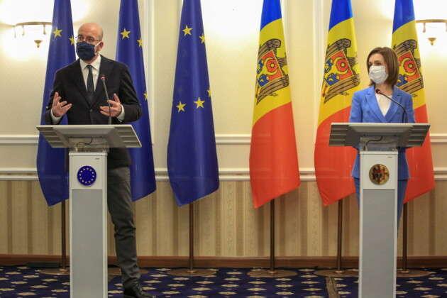 ЄС підтримав вимогу Санду розпустити проросійський парламент Молдови