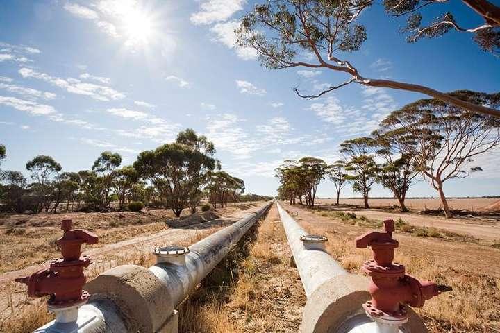 Газопровід Parmelia Gas Pipeline в Західній Австралії  - В Австралії буде створений перший водневий газопровід