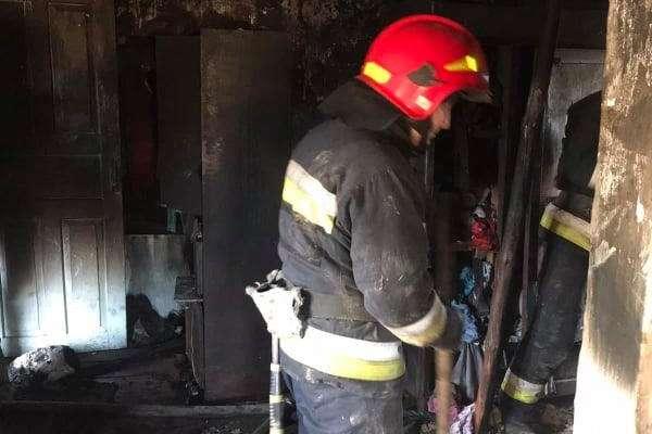 На Вінниччині в пожежі загинула 2-річна дівчинка