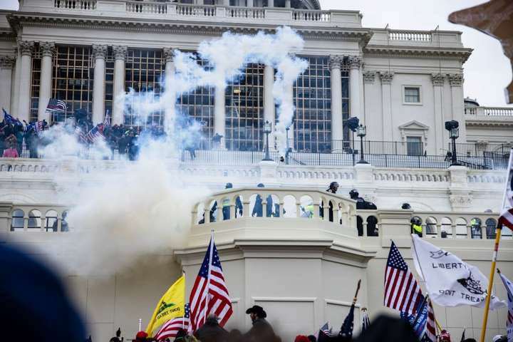 Прихильники Дональда Трампа штурмувати Капітолій 6 січня — ФБР розцінює штурм Капітолію як внутрішній тероризм