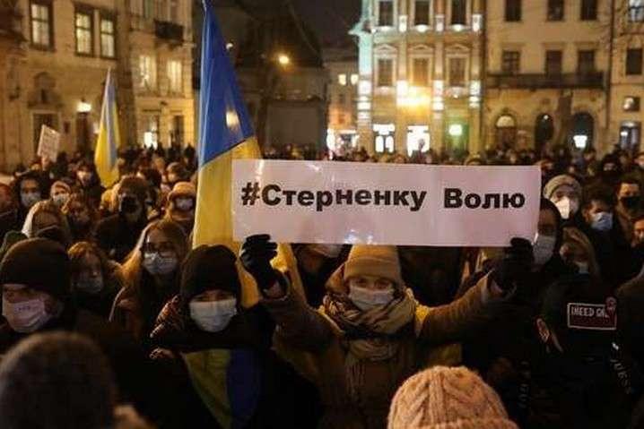 Вирок Стерненку: активісти анонсували поїздку до держдачі Зеленського