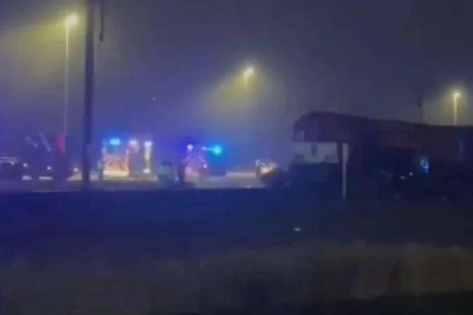 У Бельгії поїзд протаранив вантажівку: загинув українець