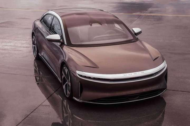 Lucid Air – перший електромобіль, який може перевершити Tesla