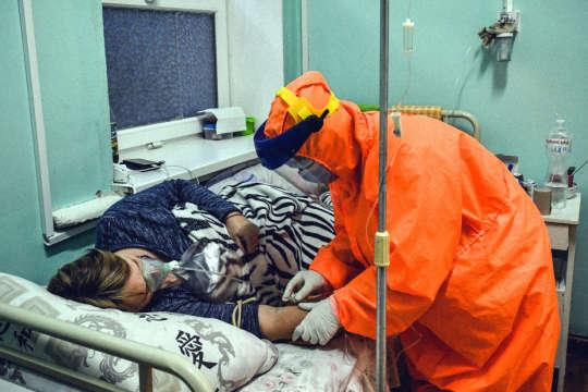 За добу у столиці одужав 3351 пацієнт - У Києві за добу коронавірус виявлено у понад 600 людей