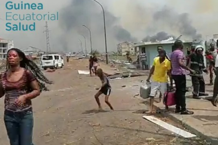 У МОЗ Екваторіальної Гвінеїзакликалигромадян здавати кров для постраждалих - В Екваторіальній Гвінеї сталася серія вибухів: є загиблі та 500 поранених