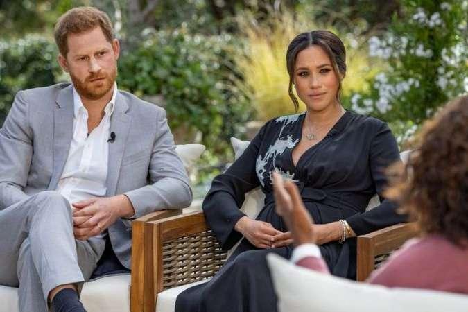 Скандальні таємниці королівської родини. Головне з інтерв'ю Меган Маркл і принца Гаррі