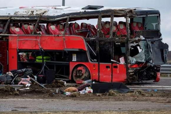 Пасажири автобусу, що розбився у Польщі, розповіли деталі ДТП