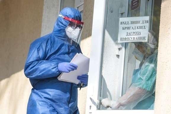 Серед країн світу Україна займає 11-е місце за приростом Covid-19 — Україна в трійці лідерів в Європі за кількістю нових випадків Covid-19