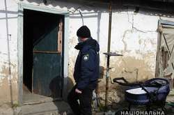Фото: — Проживала родина за відсутності електропостачання та опалення, в умовах повної антисанітарії
