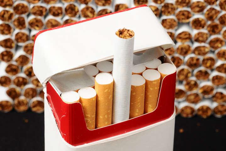Сигареты цены табачные изделия что делать когда купил электронную сигарету