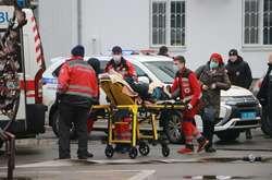 Фото: — Евакуювати вдалося лише тих хворих, які не проходили інтенсивної терапії
