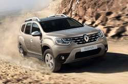 <p>Renault Duster</p>