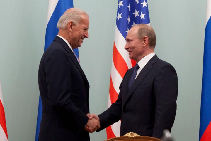 Кремль: Новые санкции США против Российской Федерации непоспособствуют встрече Байдена и Владимира Путина