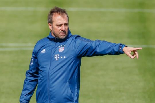 Ганс-Дітер Флік піде на підвищення - Тренер надуспішної «Баварії» пішов на розрив контракту з клубом