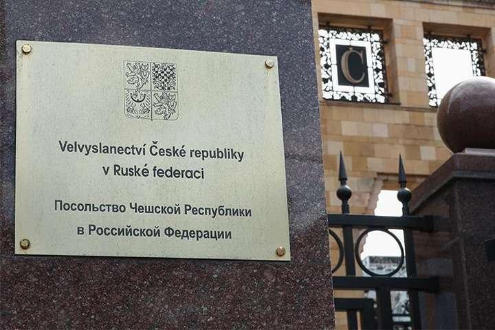Росія оголосила 20 співробітників посольства Чехії персонами нон грата - Росія оголосила 20 співробітників посольства Чехії персонами нон грата