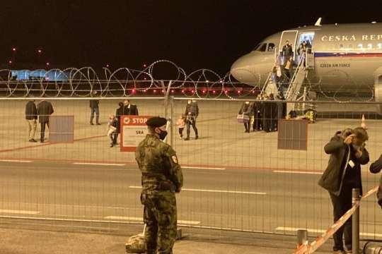 Чеські дипломати повернулися з Москви - Чеські дипломати повернулися з Москви