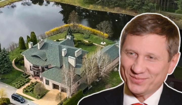 Нардеп Шахов не вказав у декларації цивільну дружину, на яку оформлені котеджі і квартири, – ЗМІ