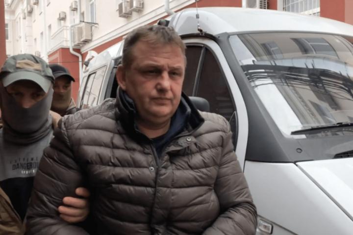 В окупованому Криму українському журналісту Єсипенку висунули нові звинувачення - В окупованому Криму журналісту Єсипенку висунули нові звинувачення