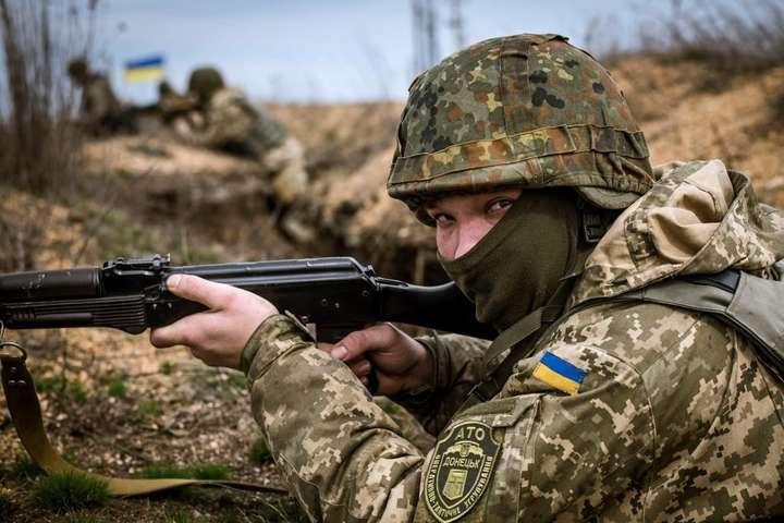 На обстріли противника наші захисники відкривали вогонь у відповідь - Доба на Донбасі: окупанти дев'ять разів порушили режим припинення вогню