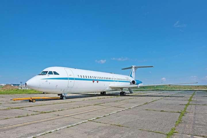 Літак «Super One-Eleven» використовувався для офіційних польотів Ніколае Чаушеску - Румунія виставить на аукціон літак диктатора Чаушеску