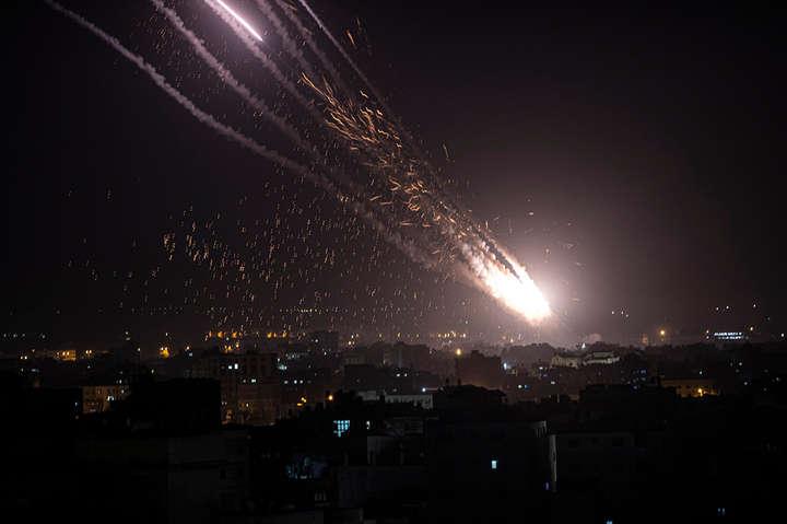 Генсек ООН Антоніо Гутерреш заявив, що «критично стурбований» насиллям на Близькому Сході - Із Сектора Гази випустили по Ізраїлю вже понад 1000 ракет