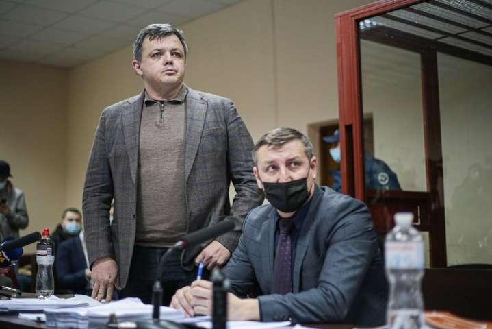 СеменСеменченко вже знаходиться під вартою - Справа Семенченка: слідство продовжили на пів року