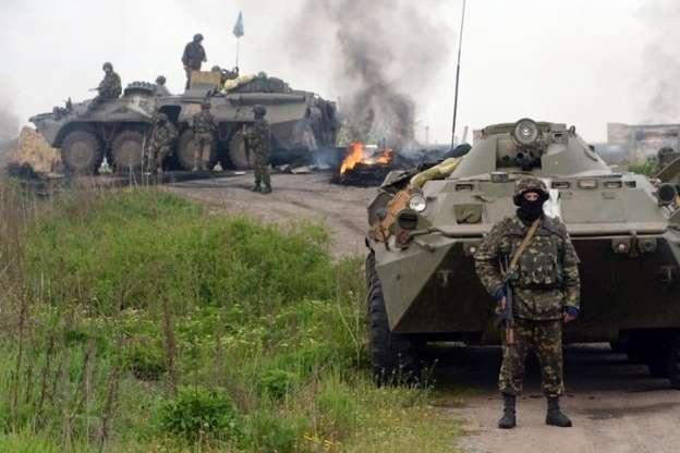 Бойовики тричі за добу обстріляли позиції ООС