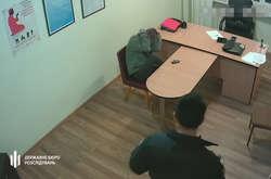 Фото: - Катування потерпілого зафіксувала камера відеонагляду