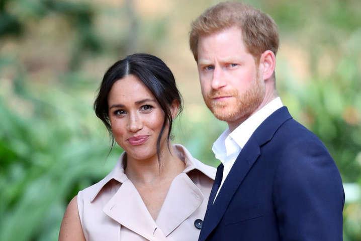 Как Елизавета II и дворец поздравили Меган Маркл после родов
