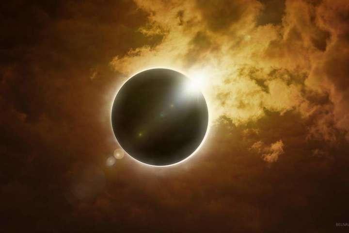 Сонячне затемнення 2021