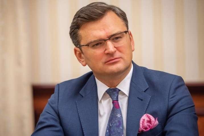 Дмитро Кулеба заявляє, що загроза військової операції РФ проти України  залишається - Главком