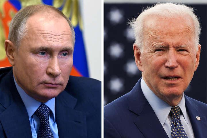 Путін та Байден зустрінуться 16 червня - Байден дасть «жорсткий сигнал» Путіну щодо агресії в Україні – NBC