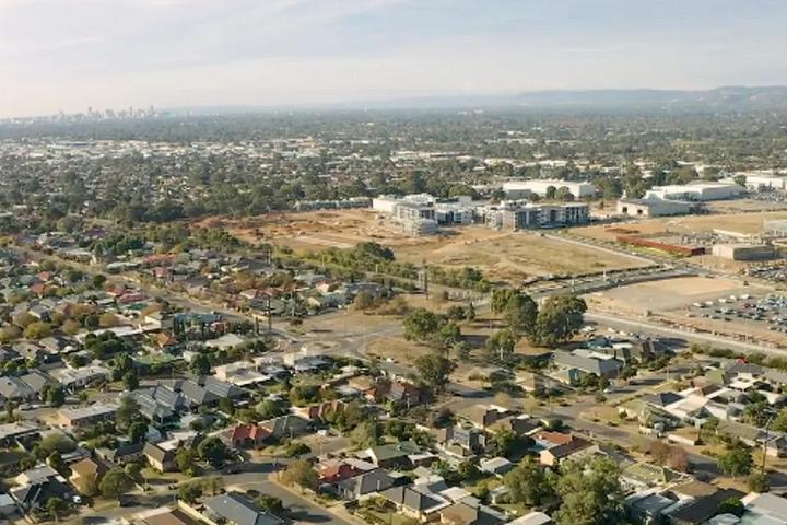 Житлові будинки біля Hydrogen Park, які отримають водневу суміш  - В Австралії 700 будинків замість газу будуть використовувати водневу суміш
