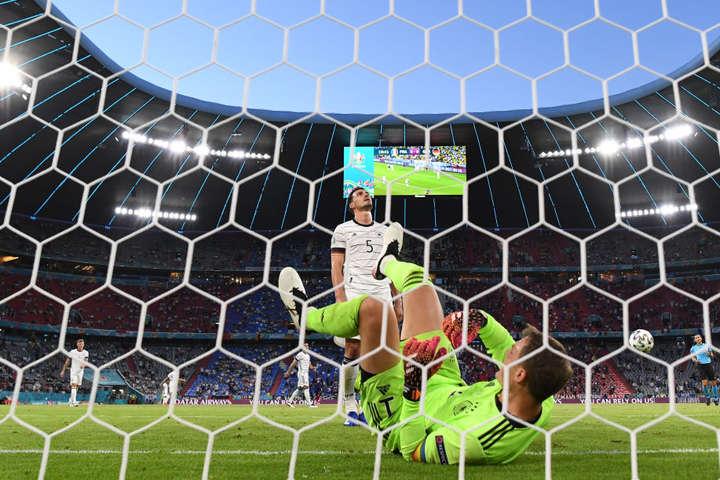 Забила Німеччина, перемогла Франція. Чемпіони світу з перемоги стартували на Євро