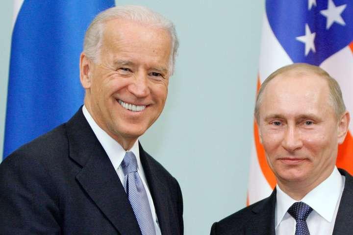 Байден розповів, чи готовий до зустрічі з Путіним