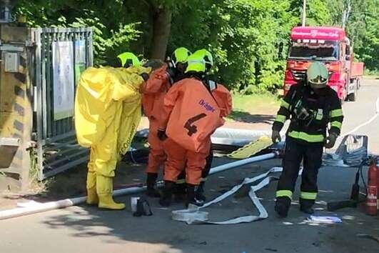 Через витік хімікатів у Чехії загинуло дві людини - У Чехії стався витік хімікатів: загинуло дві людини