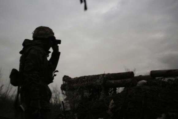 Бойових втрат серед українських захисників не було - Минулої доби російські окупанти тричі порушили режим припинення вогню