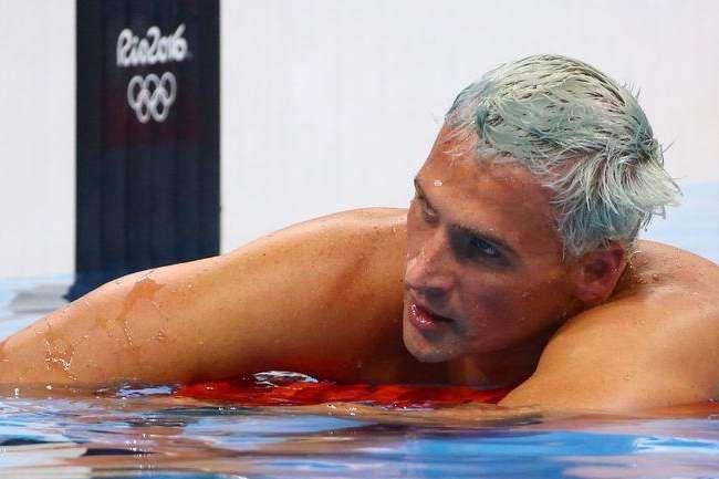 Раян Лохте, ймовірно, завершить кар'єру - 18-разовий чемпіон світу з плавання не пройшов відбір на Олімпіаду