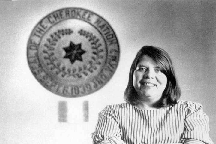 Вільма Манкіллер - У США випустять монети з відомими жінками