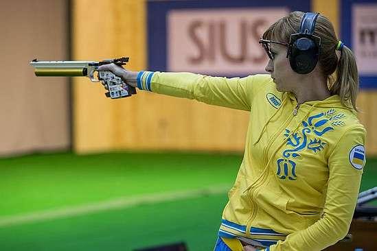 Олена Костевич схибила у фінальних змаганнях - Українка настріляла на «дерев'яну» медаль на Олімпіаді