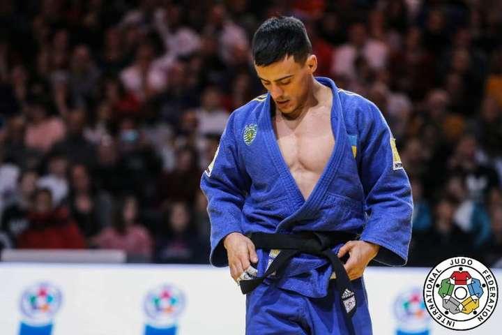 Георгію Зантараї не щастить на Олімпіадах - Український депутат припинив боротьбу на Олімпіаді