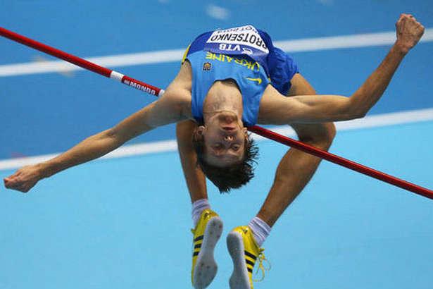 Андрій Проценко не зміг пройти до фіналу - Український стрибун Проценко не кваліфікувався у фінал Олімпіади