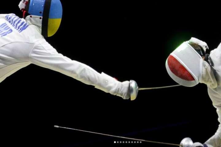 Українці фінішували в командних змаганнях шостими - Збірна України з фехтування завершила Олімпіаду шостою