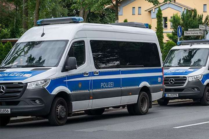 Стрілянина в Берліні: четверо людей постраждали
