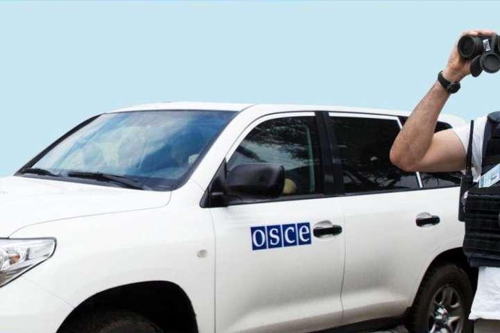 ОБСЄ фіксувала вибухи і розриви зброї - Місія ОБСЄ зафіксувала на Донбасі понад 400 порушень «тиші» за добу