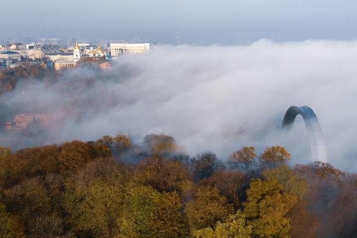 Підвищився вміст формальдегіду у повітрі - Де у Києві найбільш забруднене повітря: список локацій