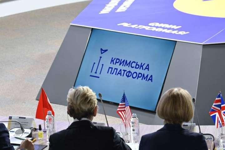 Попришалений опір Росії, 23 серпня у Києві відбувсясаміт«Кримської платформи»за участю делегатів із 46 країн - Окупанти «розгадали» справжню місію «Кримської платформи» та впали у паніку